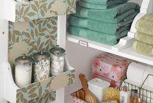 Bath / Idei de organizare si decor pentru baie