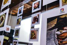#treleonievents | Social Event #Unoscattodachef / 26 giugno 2014 | Serata conclusiva del nostro challenge Instagram #unoscattodachef, che ha visto partecipare più di 160 fotoricette e tantissimi chef. I 4 vincitori hanno cucinato insieme allo chef Andrea Rambaldi e fatto assaggiare le loro prelibatezze a un parterre di stampa e blogger. Poi, esposizione delle migliori 50 fotoricette partecipanti, brindisi e una grande festa per il taglio del nastro.