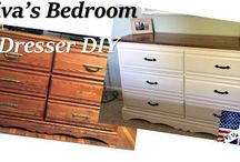 Bedroom DIY's & Ideas / Ideas to help us all freshen up our bedrooms without breaking the bank!