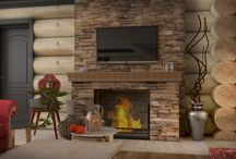 My work.Rustic Chalet / -work in progress-
