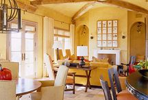 Cozy family rooms