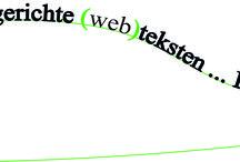 Tekstontwerp / Doel- en doelgroepgericht uw boodschap on- en/of offline verspreiden? Laat uw tekst ontwerpen door TEKSTUEELpuntinfo! Goed, snel en niet duur! www.tekstueel.info