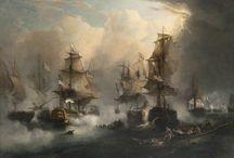 sailing battles