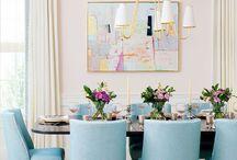 Dream Dining Rooms