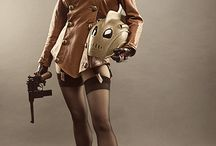 cosplay - steampunk