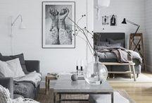 Scandinavian Modern style