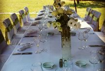 Weddings  / Wedding party decoration and ideas
