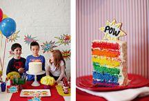 party ideas for my big boy / by Cynthia Wong