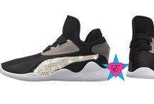 Crystal Puma Sneakers