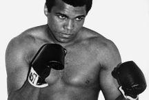Muhammad Ali / Grade 9 Drama Clowning Unit
