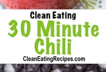 30 Minute Meals / Quick and easy meals you can cook in 30 minutes or less. Breakfast, lunch, dinner and snacks.
