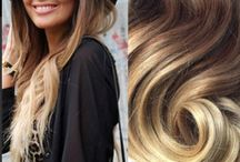 Ombre Inspo / Ombre hair inspiration