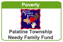 POVERTY / NEEDY FAMILY FUND'S MISSION: Provide assistance for the poor. / by DonorShare of Palatine