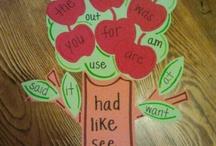Sight Words / Sight word activities for kindergarten  / by Jessica Hernandez