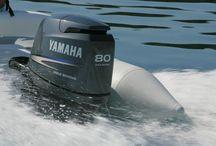 Не имеющие себе равных мощность, исключительная надежность- моторы Ямаха F80 и F100