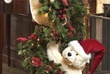 Christmas / Amo il natale e tutto quello che gli giro intorno, l'atmosfera delle feste scalda il cuore, voglia di famiglia, di amici di avere la casa piena di persone che amo!!