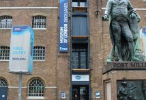 VENUE | Museum of London Docklands / Canary Wharf's only Grade 1 listed venue