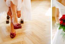 detale i bukiety ślubne / wedding details & flowers