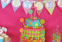 Candyland - Sweet Shoppe birthday ideas