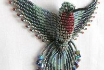 Creative beading ideas / Creative and artistic beading ideas for wearable jewelry