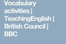 Vocab activities to make vocab memorable