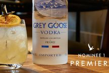 Critically Acclaimed Cocktails / Taste the flavors of Sundance with cocktails that toast the visionaries behind the films who defy expectations and pursue the extraordinary.  / by Grey Goose