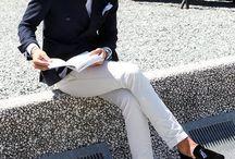 Elegante / Ropa d vestir masculina