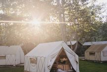Tents & Yurts