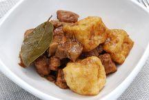 Pork Dishes / by Liza | Salu Salo Recipes