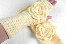 Crochet and needle work / by Mary Thompson