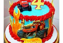 Blaze and the Monster Machines  party theme / Blaze party theme