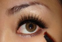 Eyes/Face & Nails / by Kari Ann