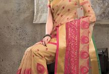 National Hand Loom Day. / Time to celebrate National Hand loom Day. It is celebrating the ethnicity which is weaved out of fine threads. People behind the creativity give you the alluring look to ethnic fashion.