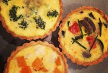 Shenley Moore Professional Chef / Quiches