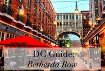 Bethesda / Things to get excited about as we move to Bethesda!