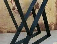 Metal legs