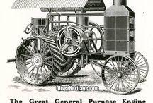 Kerosine engines