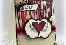 Valentines Cards & Crafts / by Alyson MacDonald ~ Stampin' Up! Demonstrator