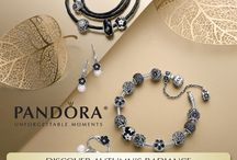 Autumn's Radiance / The 2014 Autumn collection of PANDORA charms and jewelry.