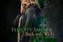 Overwatch y Felicity