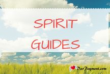 Spirit Guides / All about Spirit Guides, and they myriad of ways they can help you with your 'who' and your 'do'!