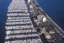 Marinas  / #Luxury #yacht #marinas across the world  / by Bluewater