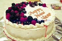 New Year Special cake with kingdomofcakes
