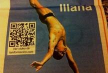 #photoQR / El código QR cada vez está más presentes en nuestras vidas…