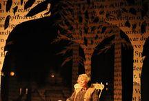 Teater og marionetter