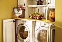 Laundry ideas / by Christine Pattison