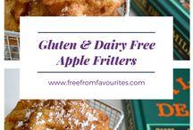 Dessert - Gluten & Dairy Free Recipes / A collection of gluten and dairy free dessert recipes by freefromfavourites.com