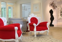 Liv-Chic Interiors by Hilary White / by Karen Lerman Consulting