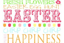 Easter / by Amy Reneau