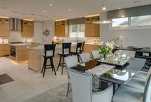 Contemporary Kitchens / Sleek, Modern style kitchen projects we've done in and around the Annapolis area.